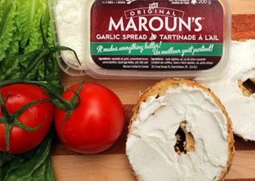 Original Maroun's Spread