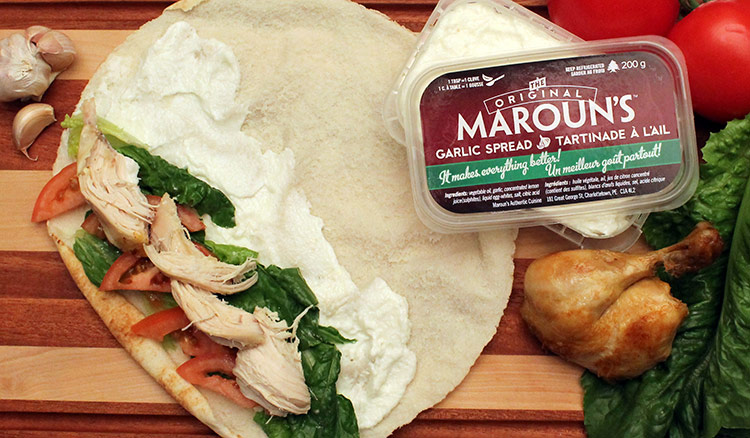 Original Maroun's for Zesty Sandwichs